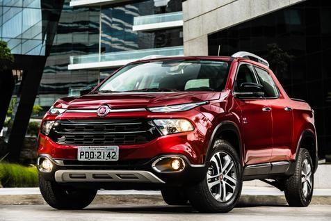 Lançamento Fiat Toro Brasil (foto: Ansa)