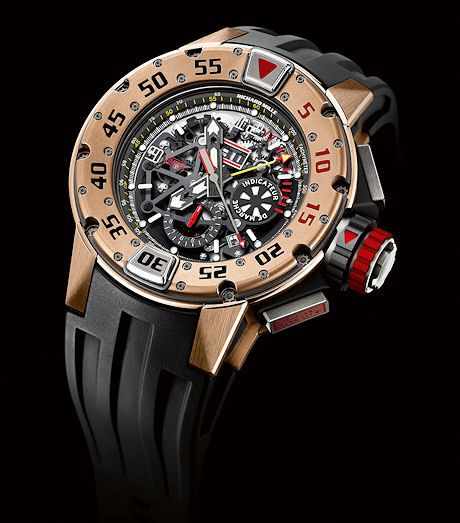 Richard Mille RM 032 Automatic Chronograph Diver's Watch.