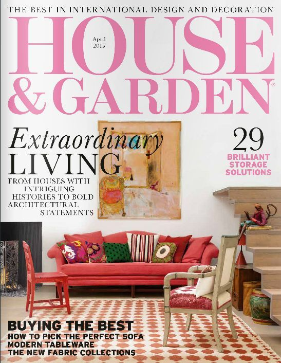 15 best House And Garden UK Magazine images on Pinterest House