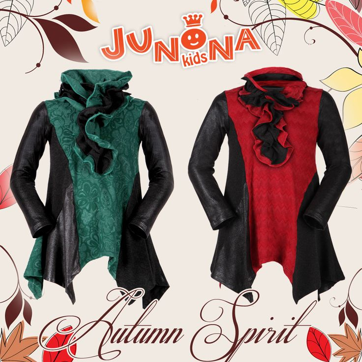 Our new autumn offer! Beautiful child tunic.