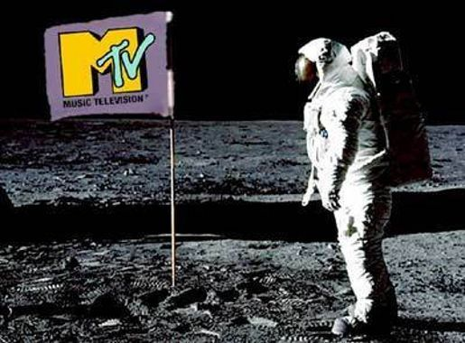 MTV, back in the day when 'M' really did stand for MUSIC!
