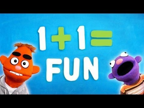 1 + 1 = FUN (Counting Song For Kids ♫) - YouTube