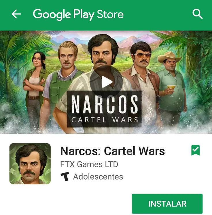 Fan de la serie Narcos?  Ya tienen su propio juego en Google Play  #AppDelDia #AndroidVenezuela #Juegos #Narcos