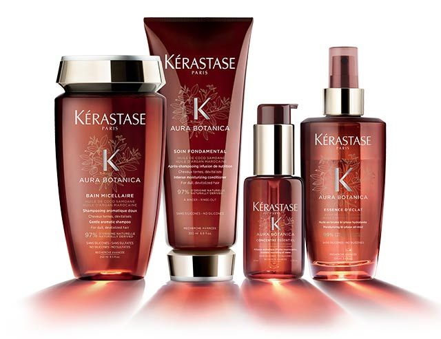 The Best nude products for your hair!  Aura Botanica Natural Hair Care   Kérastase