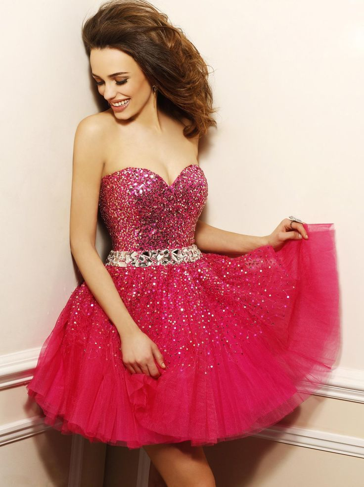 17 Best images about Prom on Pinterest | Pink prom dresses ...