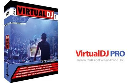 VirtualDJ Pro v8.0.2265 + Plugins Full Download
