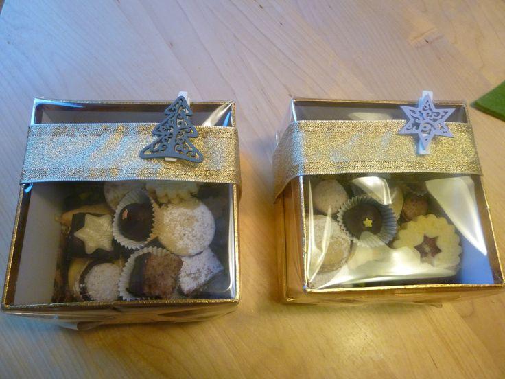 Verpackung für Kekse
