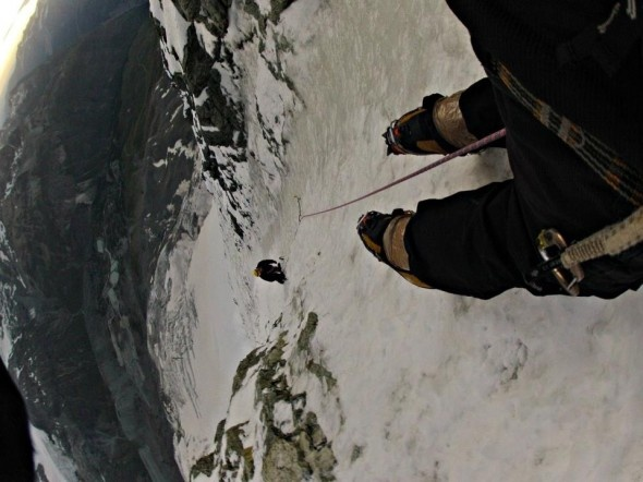New video from Alps...Weisshorn