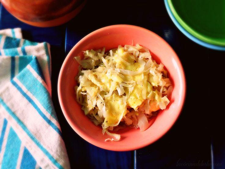 La Cocina de Leslie: Comfort Food Classics: Repollo Guisado (Sauteed Cabbage)