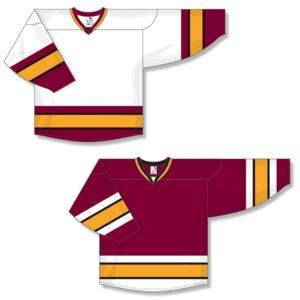 Athletic Knit H550B Chicago Wolves Hockey Jerseys