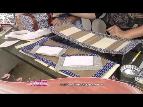 Como fazer uma linda frasqueira em cartonagem! - YouTube
