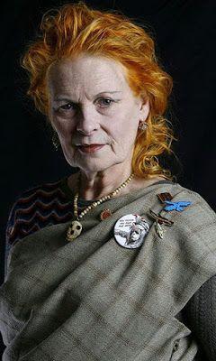 le monde de kitchi: Great Women # 30: Vivienne Westwood