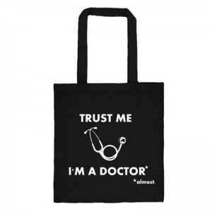 Trust me I'm (almost) a doctor