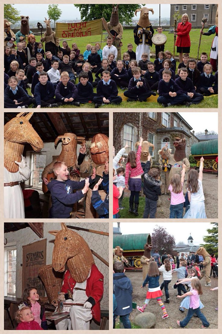 Armagh Rhymers: Children's Entertainers - for all occasions; festivals, theatre, events, fetes and fair-days. Interactive family entertainment: folk music, folk customs, comedy, pantomime, dance & drama
