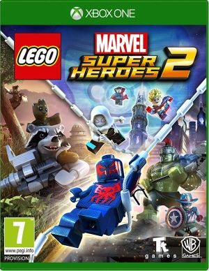LEGO Marvel Super Heroes 2 features an expanded line-up of iconic Marvel Super Heroes and Super Villains from different eras and realities, including Guardians of the Galaxy characters, Groot, Rocket Raccoon, Star-Lord, Gamora and Drax as well as Doctor Strange, Doctor Octopus, Green Goblin, Spider-Gwen, Spider-Man Noir, Spider-Man 2099, Captain America, Thor, Hulk, Hawkeye, Iron Man, Ms. Marvel, Ant-Man, Captain Marvel, Kang the Conqueror and a whole lot more! - See more at: https:/&#x...