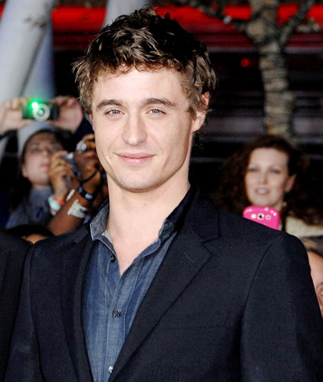 #TheHost star Max Irons