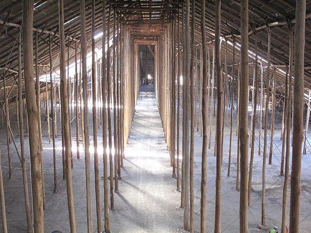 Murtoa Stick Shed interior