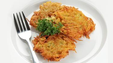 """Rezept """"Kartoffelrösti""""   NDR.de - Ratgeber - Kochen"""