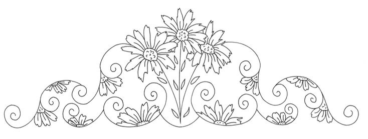 middle daisy | pattern number and company unknown (maybe Art… | K0dama | Flickr