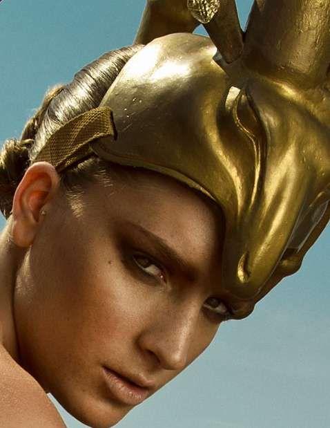 Ancient Greek fashion photo shoot | Ancient Greek