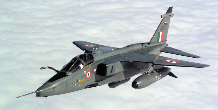 Indian Air Force Sepecat Jaguar