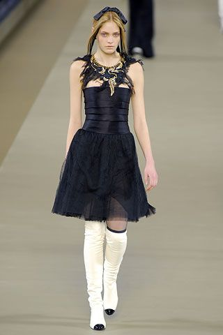 Chanel | Fall 2006 Ready-to-Wear Collection | (Heidi Mount)