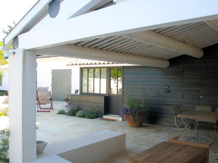 Maitre d'oeuvre et architecture ile de Ré - Charente Maritime » Maison Les Portes-en-Ré