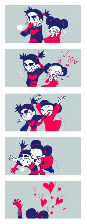 (99+) pucca and garu | Tumblr Oh my god I LOVED Pucca! That was such an amazing show. We all knew Haru liked her. Lol