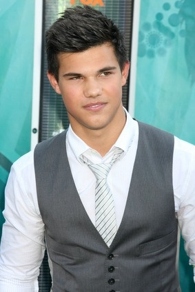 Taylor Lautner is a rising American actor and model known ...