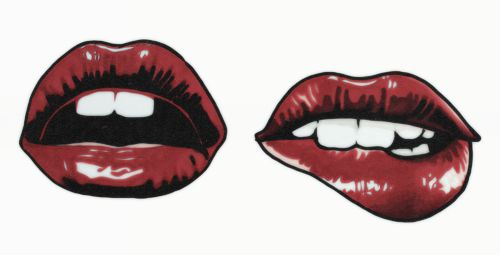 lips, red, and sexy Follow me on twitter ; Unique_naja Pinterest : @uniquenaja†