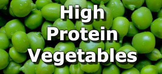 27 Vegetables Highest in Protein