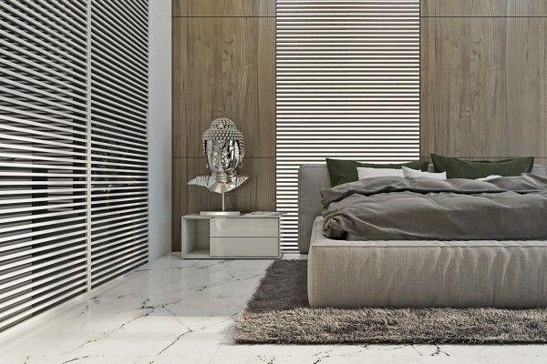 bedroom design clean