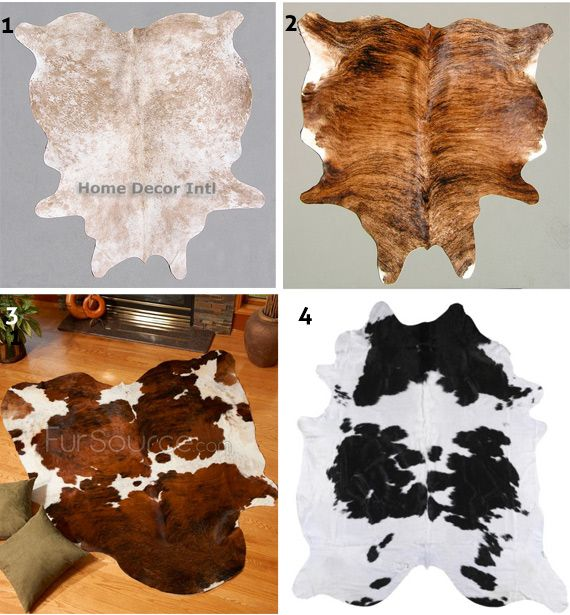 1000+ Ideas About Cowhide Furniture On Pinterest