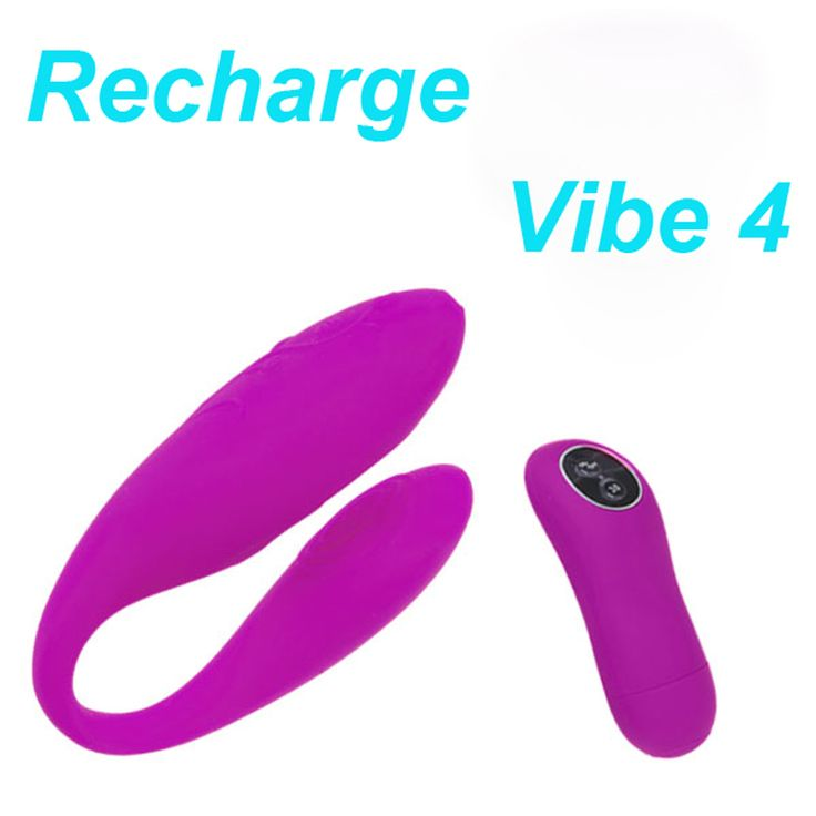 Pretty Love Recharge 30 Speeds Wireless Remote Vibrator G-spot Clitoral Stimulation We Design Vibe 4 Adult Sex Toy For Couples
