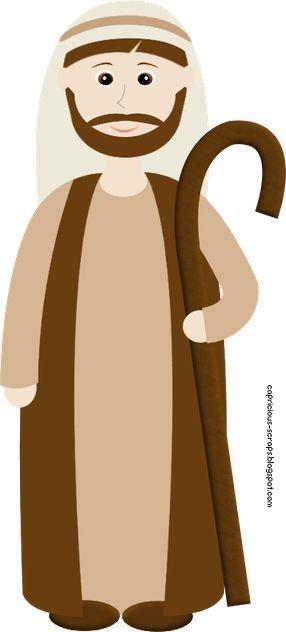 A Arte de Ensinar e Aprender: Fantoches para história: O nascimento de Jesus!