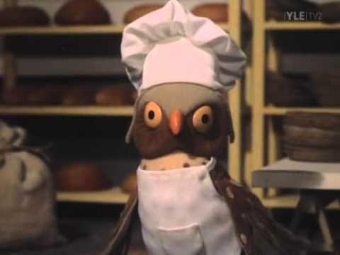Nalle Luppakorva - kurpitsapiiras - YouTube