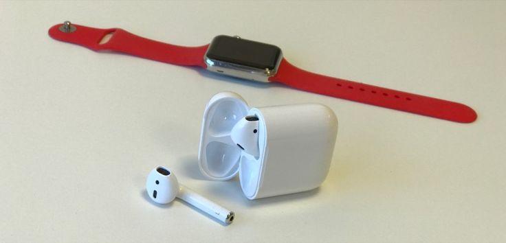 Los AirPods consiguen una de cada cuatro ventas de auriculares inalámbricos - http://www.actualidadiphone.com/airpods-consiguen-una-cuatro-ventas-auriculares-inalambricos/