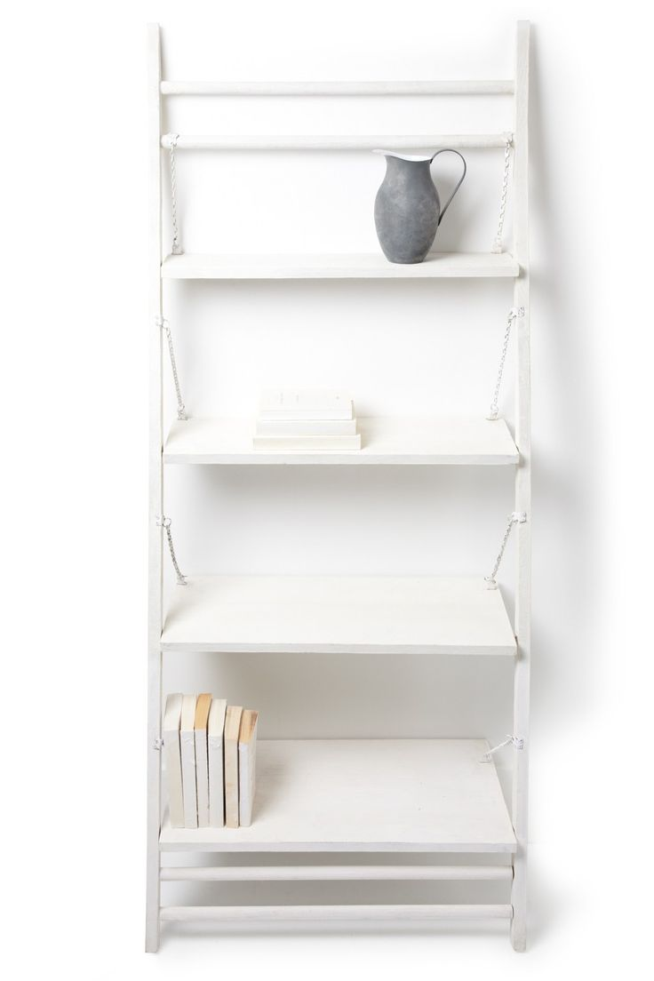leaning shelves storage french connection