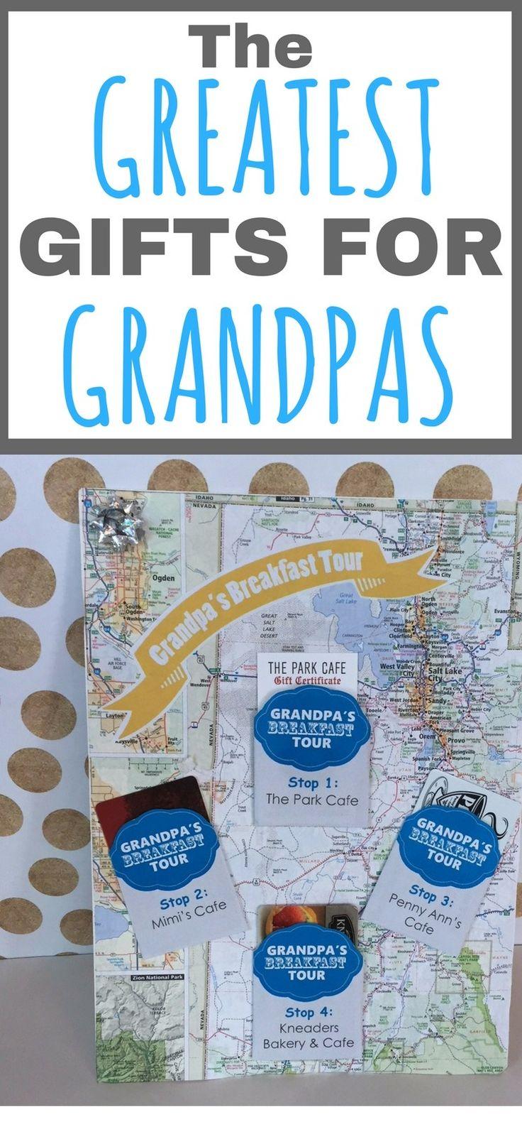 Creative gifts for older men grandpa gifts grandpa