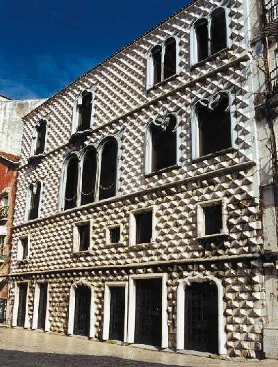 Casa dos Bicos, Lisboa