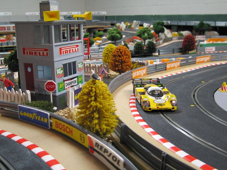 Best Track Images On Pinterest Slot Cars Career And Model Trains