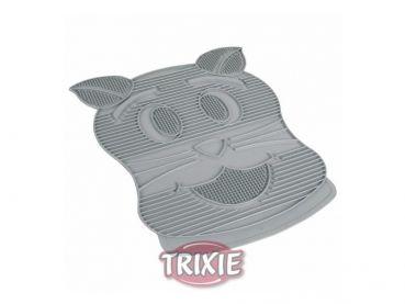 #Trixie #Vorleger für Katzentoiletten grau
