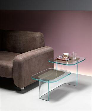Side Table _ Fiam Italia _ Paesaggi Side