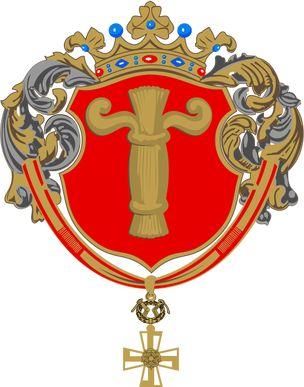 Vaasa, Finland, civic coat of arms