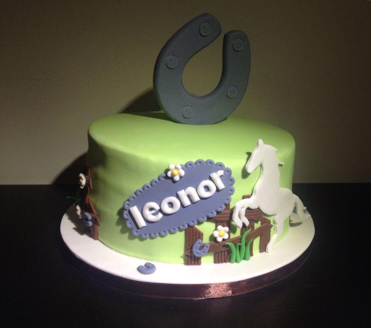 Quite Horse Cake