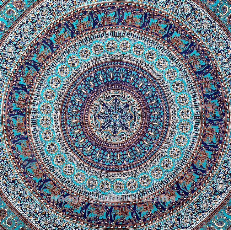 17 Best Images About Mandala Tapestry On Pinterest Trees