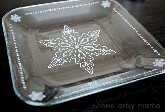Handmade Holidays: DIY Tableware
