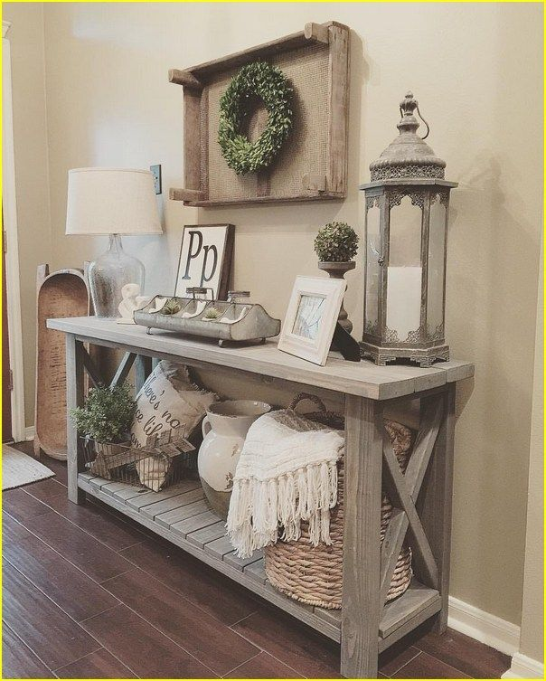 Best 25+ Living room tables ideas on Pinterest Diy living room - farmhouse living room furniture