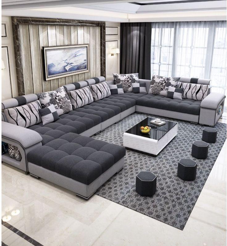 Canape Lit Moderne En 2020 Mobilier De Salon Salon Canape Meuble Usine