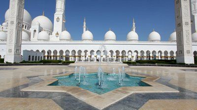 Holy Place: Sheikh Zayed Grand Mosque